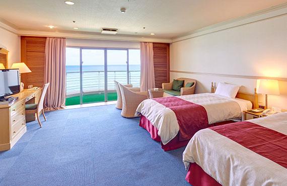 Ocean View Room (45㎡)